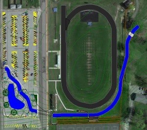 Riley Daylight Plan with Google Earth