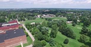 Riley High School, Baseball and Softball Fields, Studebaker Golf Course