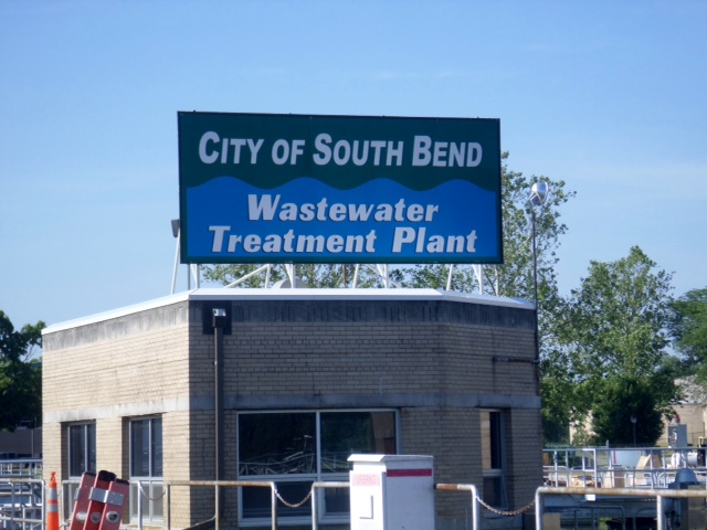 City of South Bend Wastewater Treatment Plant