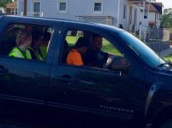 The road crew