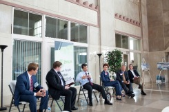 Panel discusses the future of South Bend