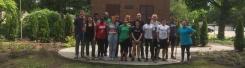 Bowman Creek interns